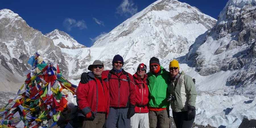 7 Reasons to trek Everest Base Camp.