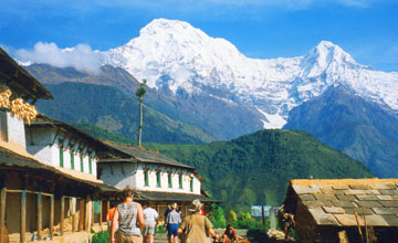 Travel in Nepal