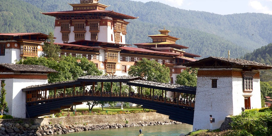 Bhutan Dragon Heart experience