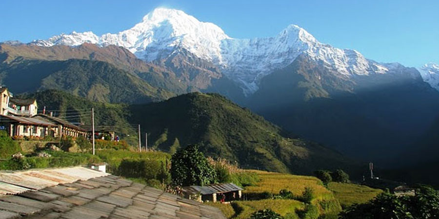 Easier Trekking in Nepal