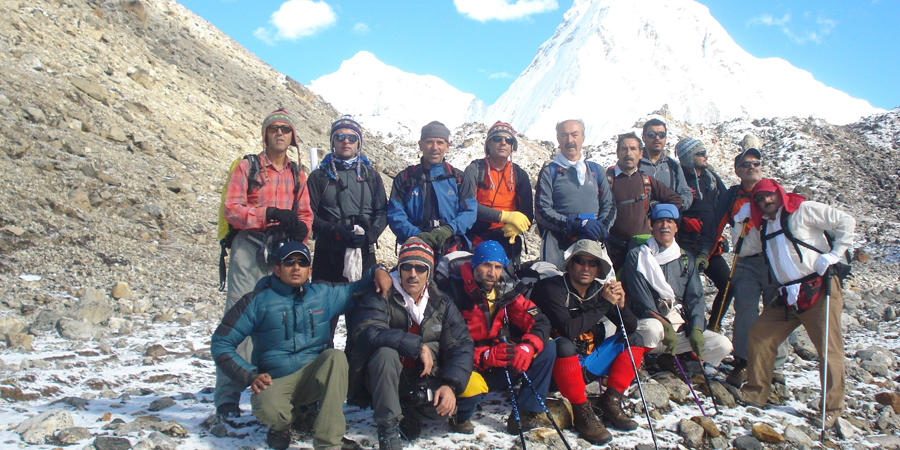 Everest Base camp Kala pattar trekking