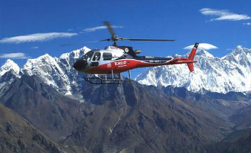 Everest base camp Heli trekking
