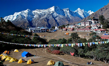 Everest comfort trekking