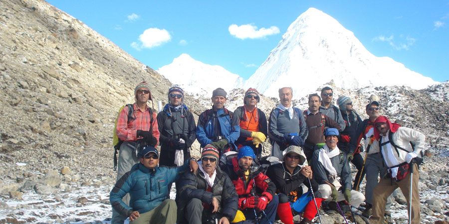 Wonderful Annapurna trekking