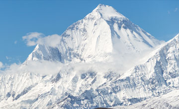 Mt. Dhaulagiri expedition