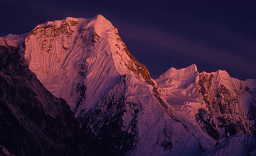 Mt. Dorje Lakpa expedition
