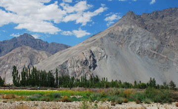 India Nubra valley tour