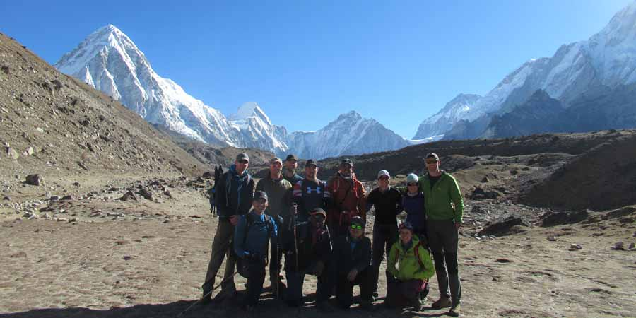 Information about Nepal trekking