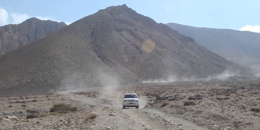 Mustang Jeep safari  tour