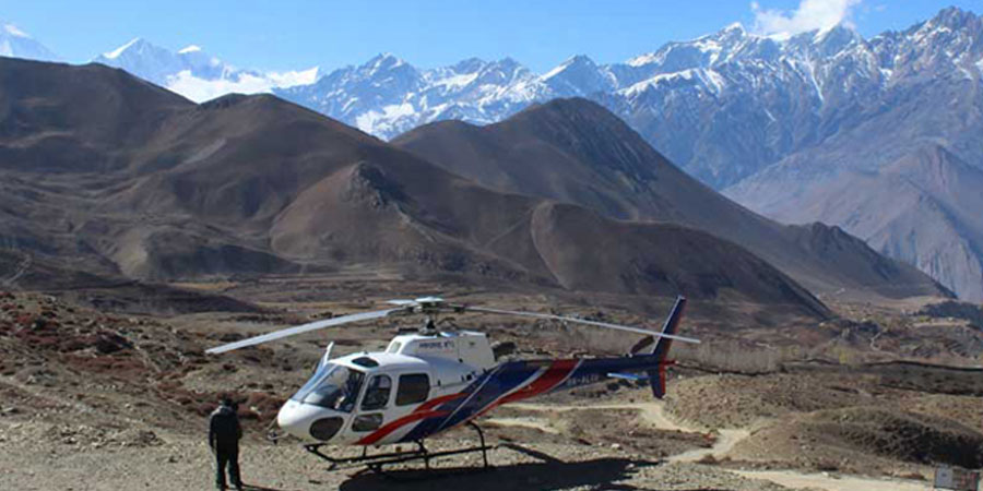 Image result for Muktinath Heli- Tour