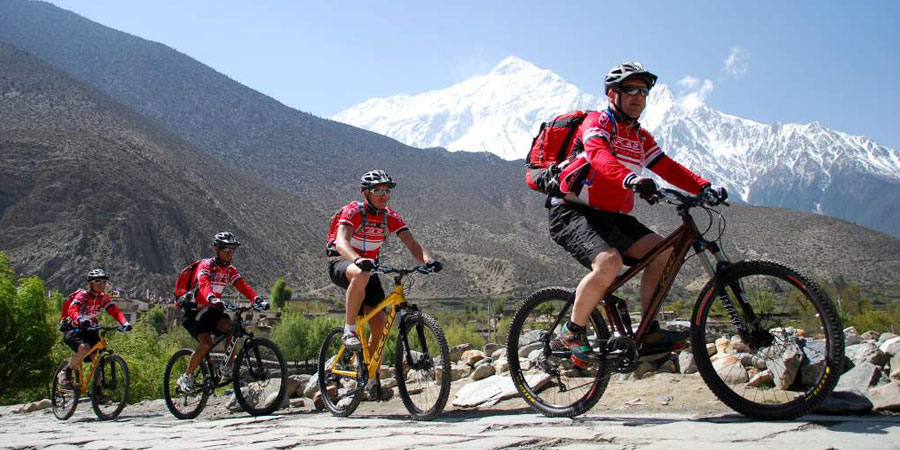 Image result for mountain biking in nepal