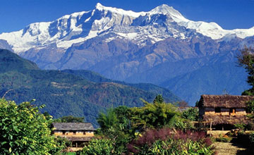 Nepal view tour package