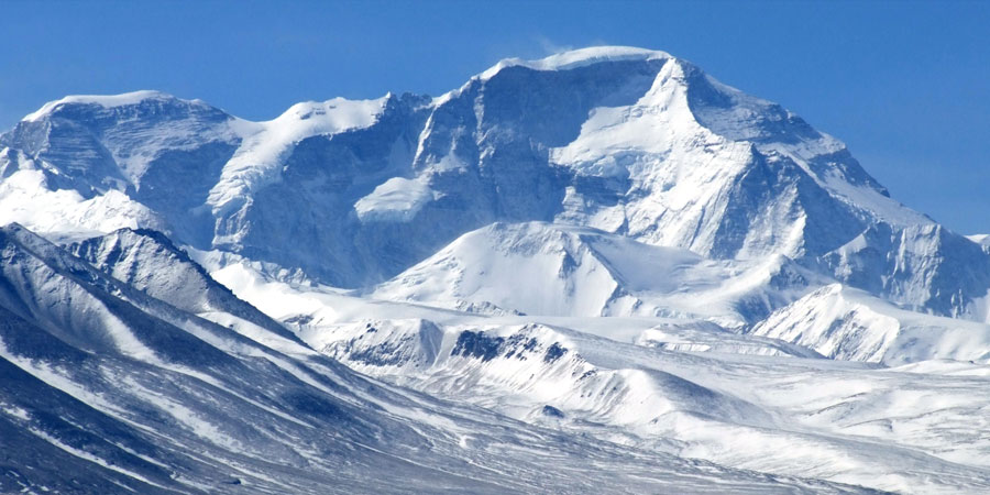Tibet Cho Oyu expedition