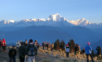 Nepal adventure trekking tour