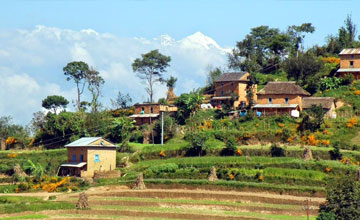 Nepal walking Hiking holidays tours