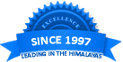 Since 1997, leading in the Himalaya